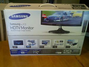 "Samsung T22B350ND 22"" 1080p LED LCD HDTV Monitor Open Box"