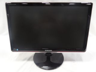 "Samsung SyncMaster S23A350H 23"" Widescreen LED LCD Monitor Black"