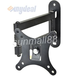 "Sunydeal Articulating Tilt Swivel LCD LED TV Wall Mount 15 18 19 22 23 24 27"" US"