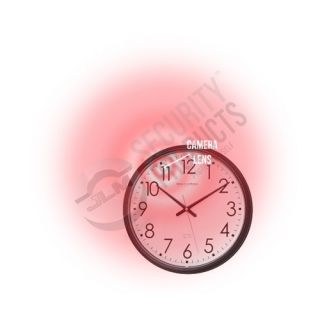 Wall Clock Battery Powered Hidden Spy Camera DVR Security Video Recorder Nanny