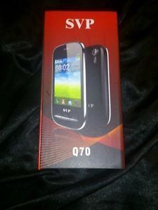 Unlocked Quadband Touch Screen Phone
