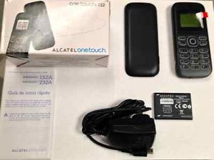 Alcatel OneTouch 132 International GSM Cell Phone Factory Unlock