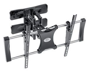 PSW986XAT Articulating TV Wall Mount Fits Virtually Any 50'' to 80'' TV LED 3D