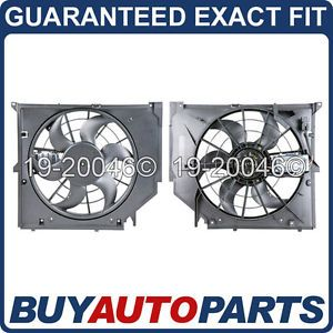 Brand New Radiator Cooling Fan for BMW 3 Series