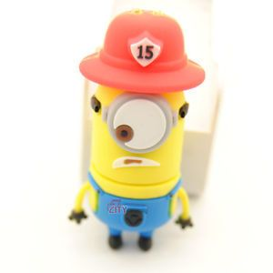 USB Disk Despicable Me 2 Minions Flash Drives Memory Stick Thumb Pen Drive 32GB
