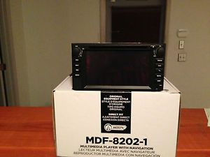 Toyota Navigation GPS Radio CD Player LCD DVD USB Aux Bluetooth Touch Screen