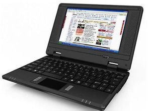 Cheapest Netbook New 7 inch Mini Netbook Laptop WiFi Black Color Windows CE 7 0
