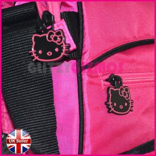 Pink Hello Kitty Padded Carry Case Cover Sleeve Bag for Tablet Laptop Notebook