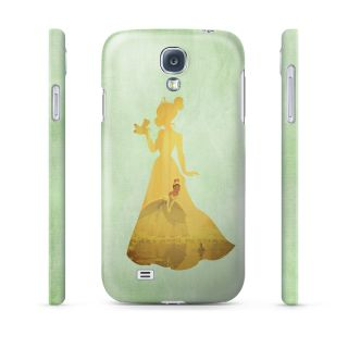 Tiana Disney Princess Hard Cover Case for iPhone Android 65 Other Phones