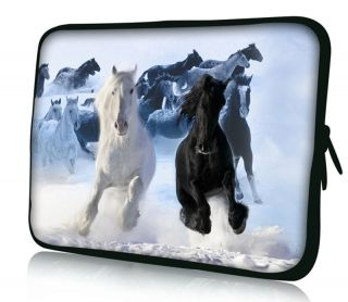 "10"" 10 1"" Horse Netbook Laptop Sleeve Bag Case for HP Mini Dell Mini Acer Asus"