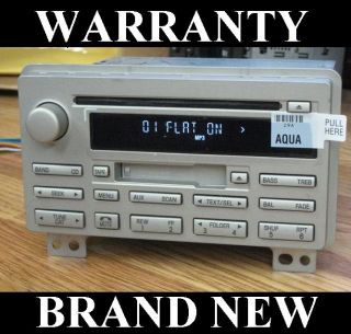 Ford Expedition CD Cassette Player Radio  Stereo