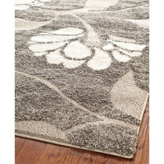 Safavieh Florida Shag Light Smoke Rug