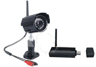 Digital 2 4GHz Wireless Camera DVR CCTV Security System Night Vision Waterproof