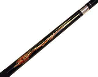 Players TG35 Red Dragon Billiard Pool Cue Stick Case