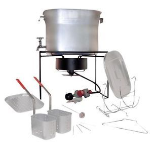 King Kooker 2864 The Outdoor Chef's Hot Tub Propane Cooker