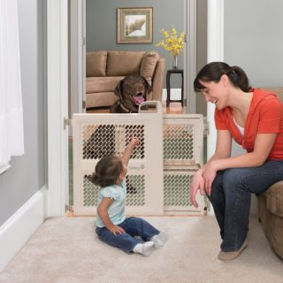 Safety 1st Lift Lock and Swing Baby Pet Security Gate GA048TAP