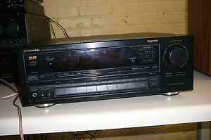 Pioneer VSX 501 Audio Video Stereo Receiver