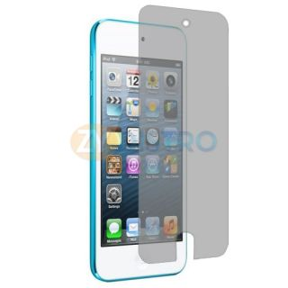 Anti Glare Matte LCD Screen Protector Cover for iPod Touch 5th Generation 5g 5