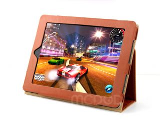 "Original 9 7"" Onda V972 Quad Core Tablet Folio PU Leather Case Cover with Stand"