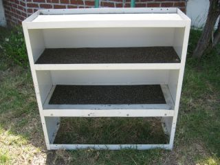 Weather Guard Van Truck Shelves 2 Units