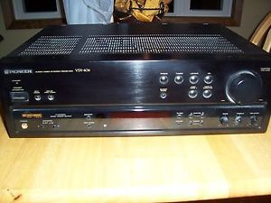 Pioneer VSX 406 Audio Video Stereo Dolby Surround 100 Watt Amp Receiver