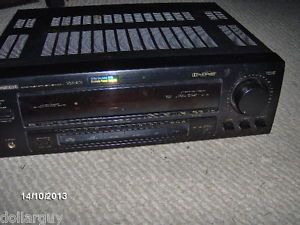 Pioneer VSX 402 Audio Video Stereo Receiver w Remote