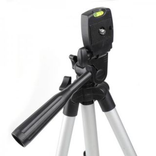 1 2M Portable Aluminum Tripod Stand for Digital Camera