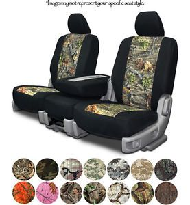 Custom Fit Neo Camo Seat Covers for Chevy Silverado