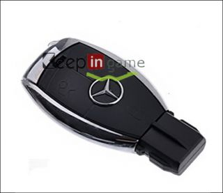 4GB Mercedes Benz Key USB Flash Memory Stick Drive Pen