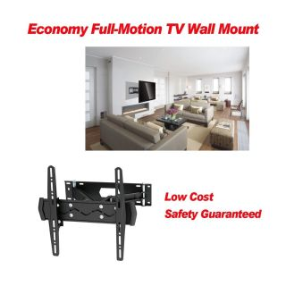 Swivel Tilt LCD LED Monitor TV Wall Mount 32 34 36 38 40 41 42 44 45 46 48 50 52