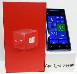 HTC Windows Phone 8x 16GB Blue Unlocked GSM Smartphone
