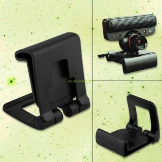 TV Clip Mount Holder Stand for PS3 Move Eye Camera New