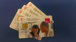 Brand New T Mobile Replacement Standard Sim Card Ready to Be Activated Tmobile