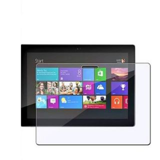 6 Pcs HD Clear LCD Screen Protector Guard Cover for Microsoft Surface Windows