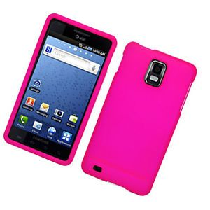 Samsung Infuse 4G Hot Pink Hard Cover Phone Case
