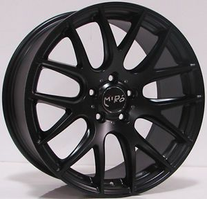 "18"" Miro 111 Wheels Rims Fit Audi S4 B5 B6 B7"