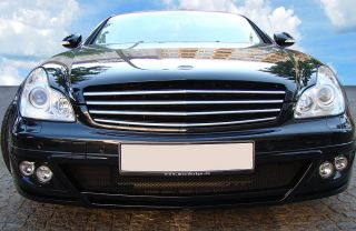 Mercedes Benz W219 Markless Grill by MEC Design