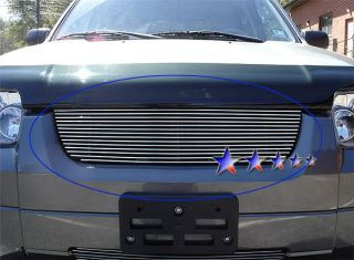 Billet Grille Insert 05 06 07 Ford Escape Front Grill Upper Aluminum Replacement