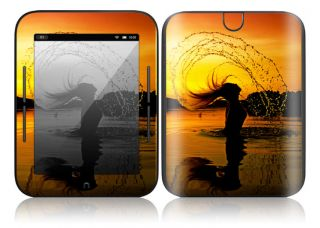AD3 Barnes Noble Nook Color Touch Decal Skin Sticker Cover Sunset