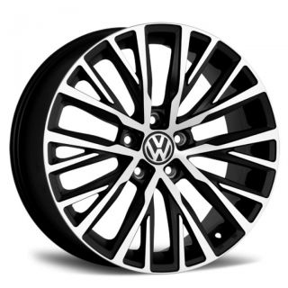 18 VW Wheels Rims CC Golf Passat EOS GTI Rabbit Jetta Rims
