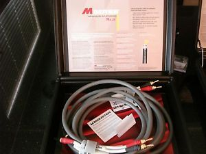 Monster Cable M Series M1 2S 1 2S Speaker Cables 10 ft Pair Perfect
