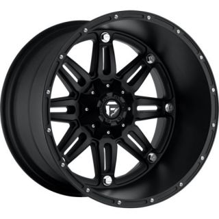 20x10 Black Fuel Hostage 5x150 12 Rims Nitto Terra Grappler 305 55 20 Tires