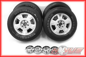 "17"" Ford F150 Expedition FX4 FX2 Factory Wheels Michelin Tires 18 20"