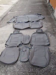 Ford Taurus Leather Seat Covers New