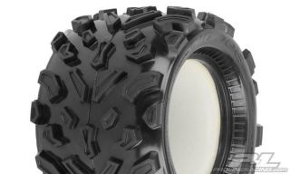 Pro Line 1103 00 Big Joe 3 8 40 Series 1 8 Monster Truck Tires 2X w Foams