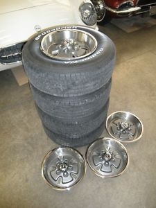 1965 Mustang Wheels Tires
