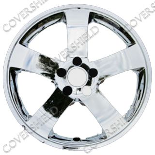 "1 PC 08 13 Dodge Challenger 18"" Chrome Wheel Skin Hubcap Rim Cover Hub Cap"