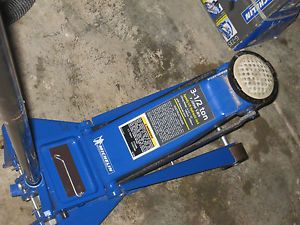 3 1 2 Ton Speedy Lift Heavy Duty Floor Jack 7000lbs Michelin Excellent Condition