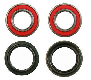 Front Wheel Bearing Seal Kit Suzuki Vinson 500 4x4 2003 2004 2005 2006 2007