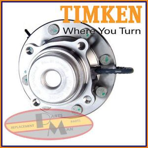TIMKEN Front Wheel Bearing Hub Assembly Chevy Express GMC Savana 2500 3500 Rwd